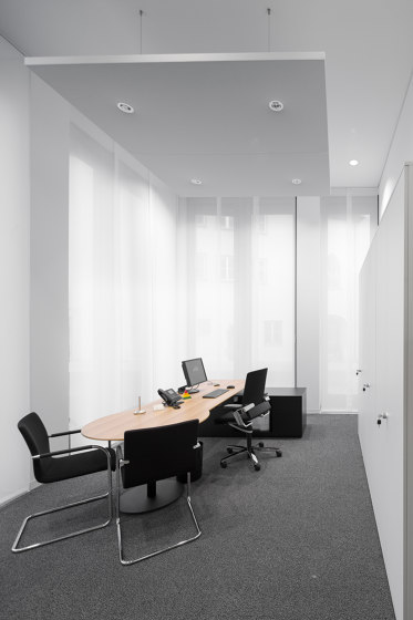 Sonic-Panel (wall mount) by Durach