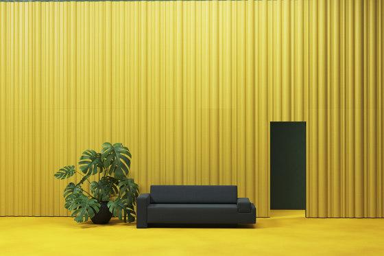 Mute Fit PET Felt Acoustic Panel by De Vorm