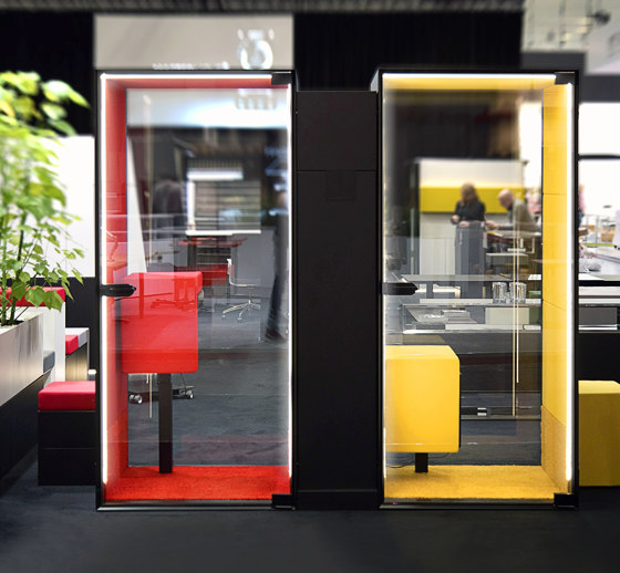 Office phone box Inwerk Phonix® by Inwerk
