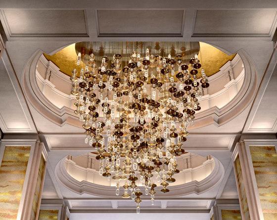 Ballet Ceiling Lamp de SICIS
