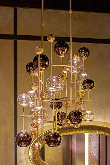 Fluxus Floor Lamp de SICIS