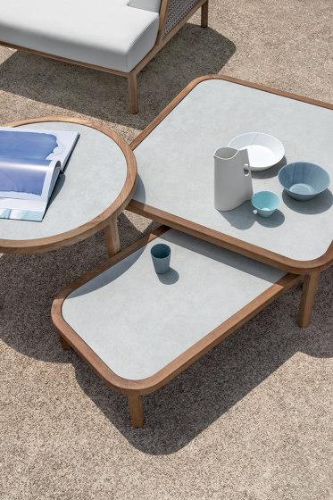 Grand Life Lounge armchair de Ethimo