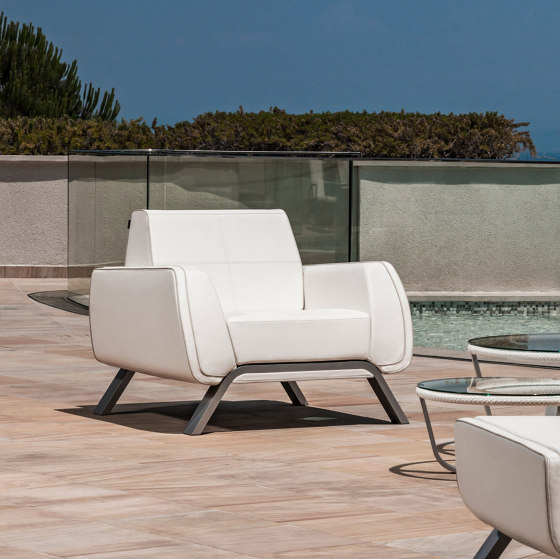 DIVINE LOUNGE Lounge Table de BOXMARK Leather GmbH & Co KG