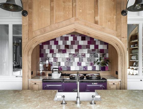 Kitchen bridge mixer French spout by Kenny & Mason