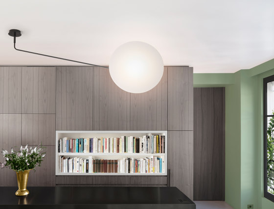 Saturn Pendant Lamp by bs.living