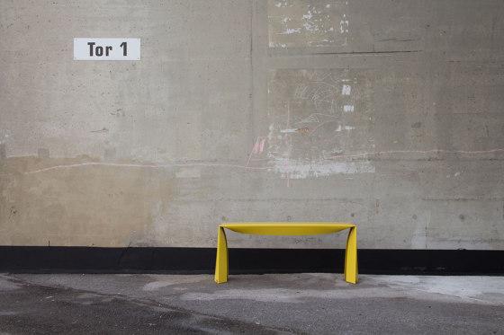 Folded Bench von Space for Design
