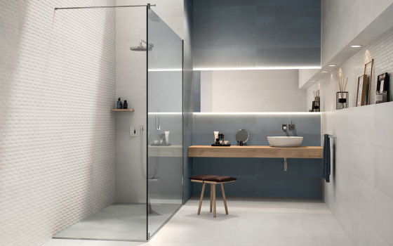 Met-All Mosaico Grey by Ceramiche Supergres