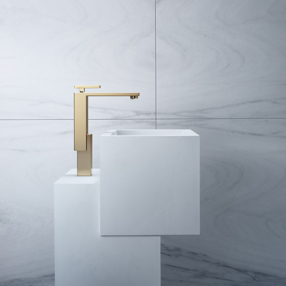AXOR Edge | Bath spout by AXOR