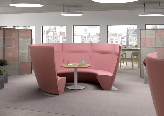 ATOM Desking by Boss Design