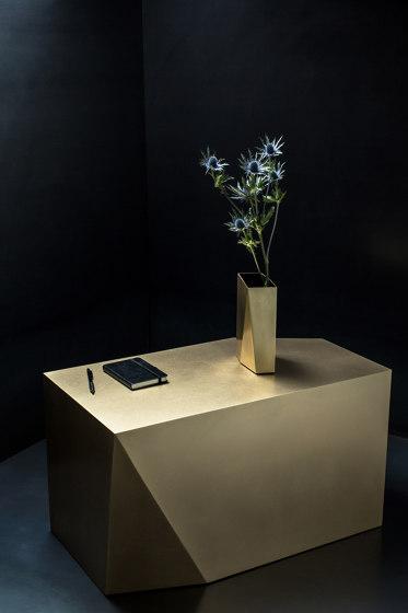 Offcut #01 | Side Table de Metal Interior