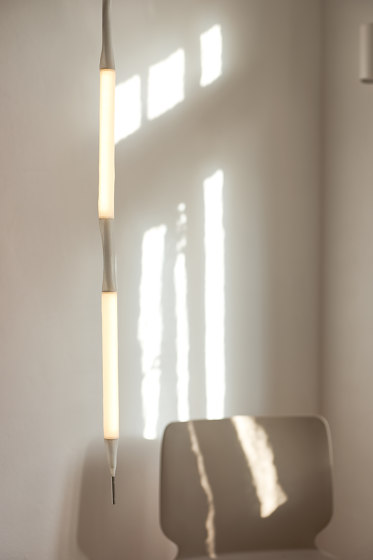 Rope Light Collection - Rope Light Chandelier di AKTTEM