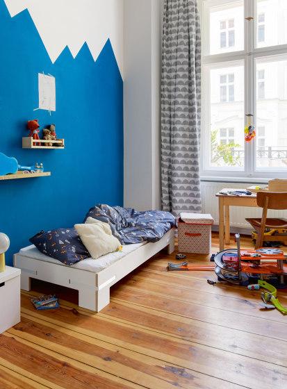 Gurtbett | Bed, toddler bed white by Magazin®