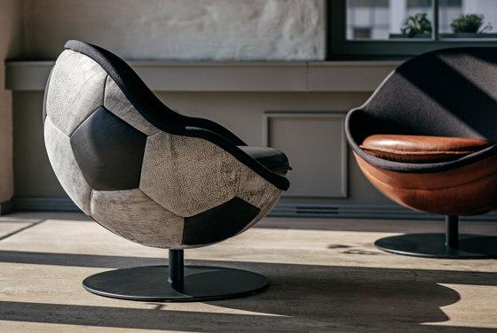 lillus hattrick | dinner chair / cocktail chair de lento