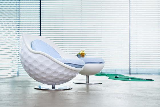 lillus eagle | lounge chair de lento