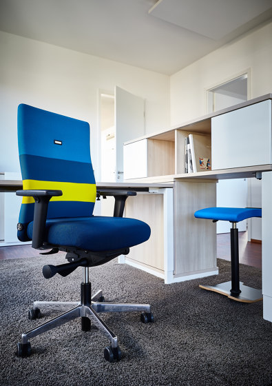 agilis D | Swivel chair by lento