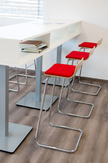 sitting smartB | Bar stool de lento