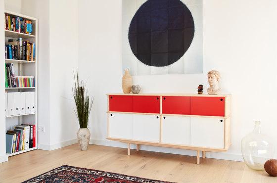 Splitter – sideboard di NEUVONFRISCH