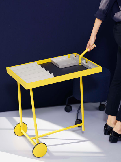 Bond laptop table by COR