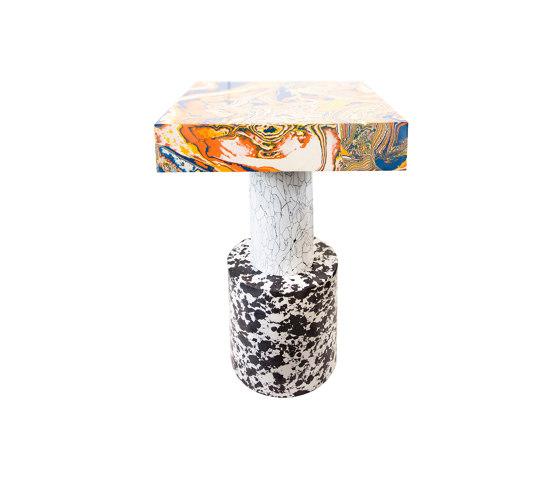 Swirl Side Table Large de Tom Dixon