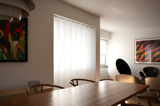 System R | Vertical Blinds by Ann Idstein
