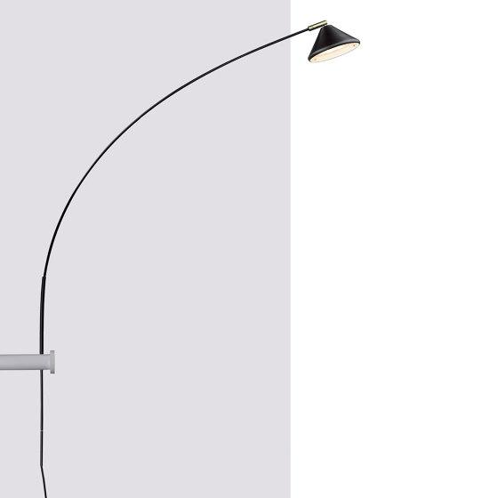 FLEX lampadaire. de SEYVAA