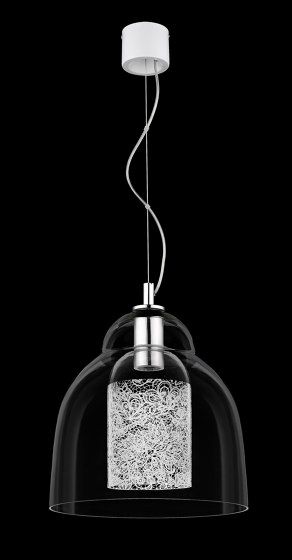 HERITAGE suspension noir de SEYVAA
