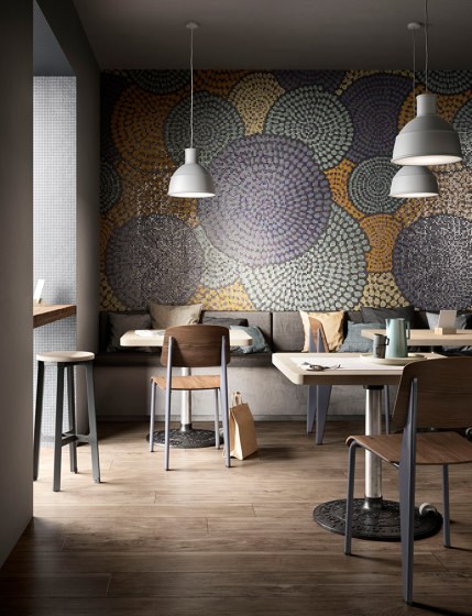 Round Brown by Mosaico+