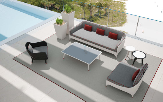 Outdoor collection de Cipriani Homood