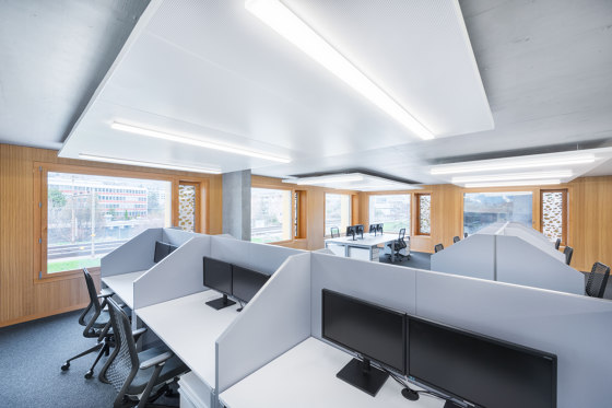 Purelite Office by Regent Lighting