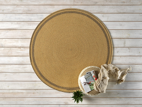 Curve Sisal | brown by Naturtex