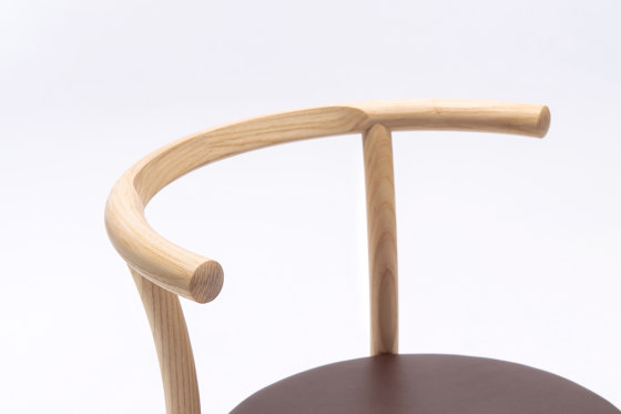 Kotan Stool - Upholstered de Conde House