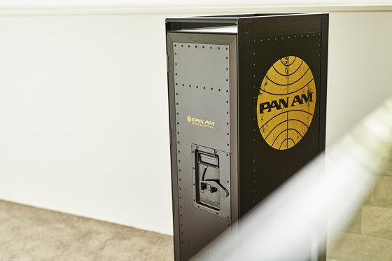 bordbar_rivet rocker_black_Pan Am by bordbar