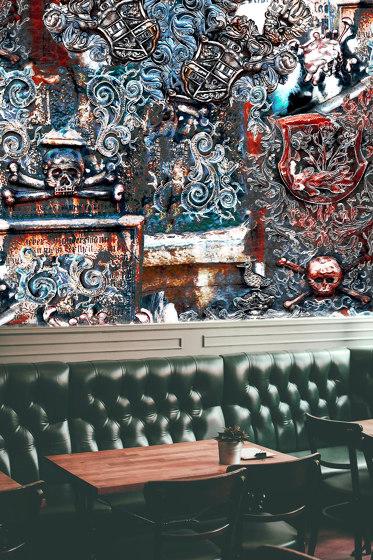 Skulls   artist wallpaper by Ginny Litscher