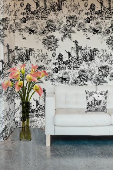 Warriors white | artist wallpaper by Ginny Litscher