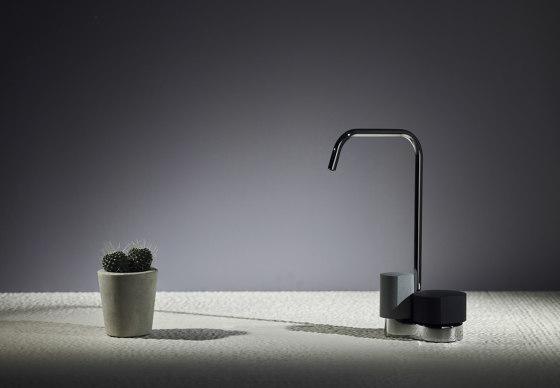 So F3191C | Batería para lavabo con caño giratorio de Fima Carlo Frattini