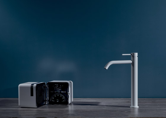 Spillo Up F3039X6 | Built-in mixer with 2/3 outlets diverter by Fima Carlo Frattini