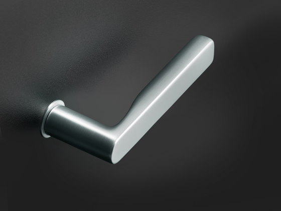 FSB 1244 Lever handle with privacy function by FSB