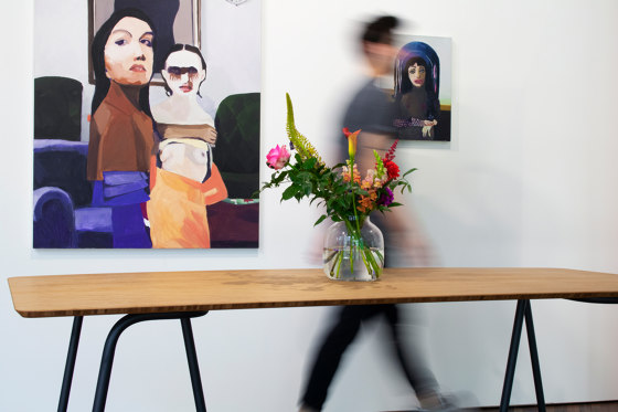 Table Stockholm by Cartoni Design