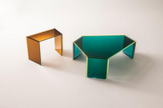 Bisel | Low Table de Glas Italia