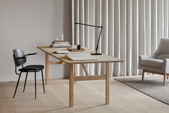 A-Chair Wood Base by Fredericia Furniture