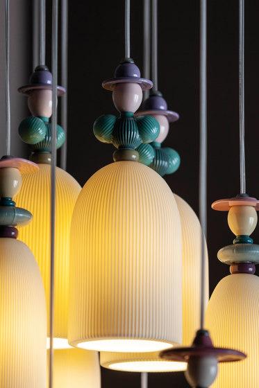 Mademoiselle Béatrice | Ceiling Lamp (CE/UK) de Lladró