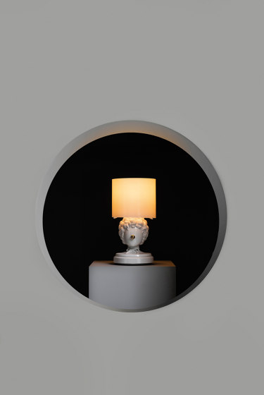 The Fantasy collection | The Clown Table Lamp (CE) de Lladró