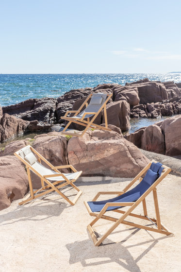 Copacabana | Silla plegable de Tectona