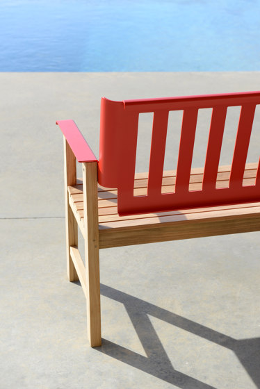 Lausanne | Bench by Tectona