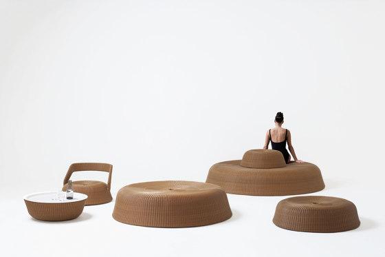 Pebble   Armchair by Tectona