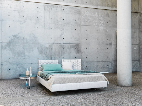 Limes Large | Bed by Saba Italia
