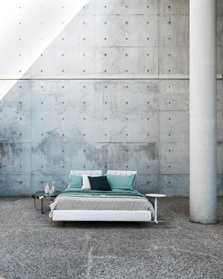 Limes T Large | Bed by Saba Italia