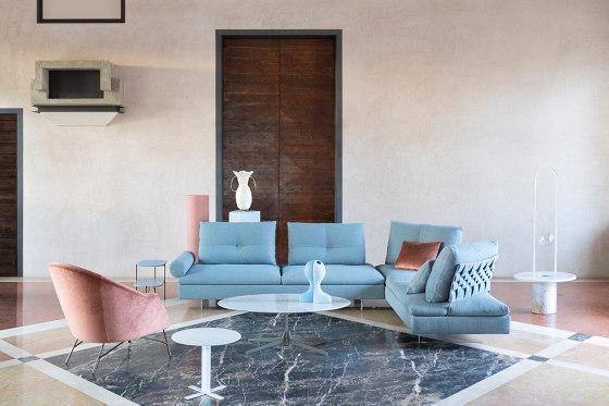 Limes New  Sofa by Saba Italia