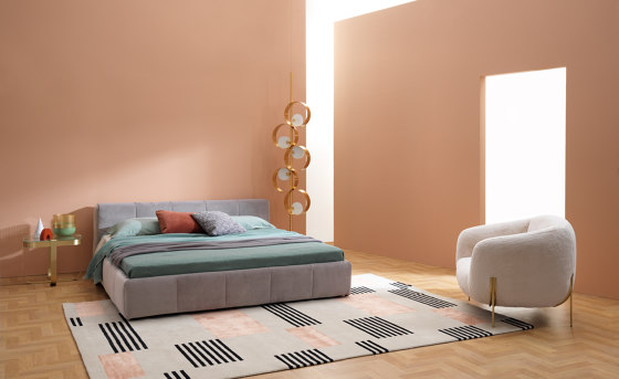 Pixel Air Bed by Saba Italia