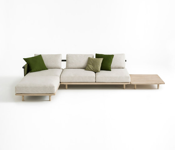 EDEN coffee tables by Roda